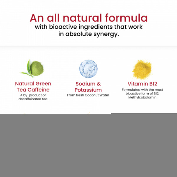 Wellbeing Nutrition Melts Instant Energy Caffeine +  Electrolytes