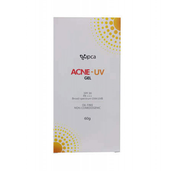 Acne - UV SPF30 Sunscreen Gel, 60gm