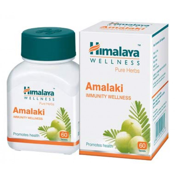 Himalaya Wellness Amalaki, 60 Tablets