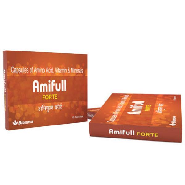 Bionova Amiful Forte, 10 Capsules