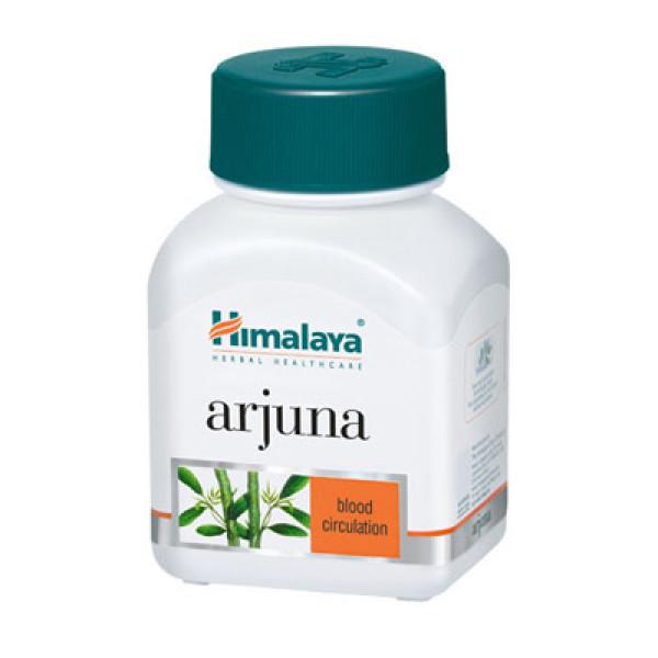 Himalaya Herbals Arjuna, 60 Capsules