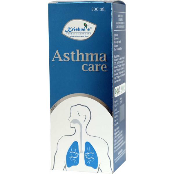 Krishna's Asthma Care Juice, 500ml