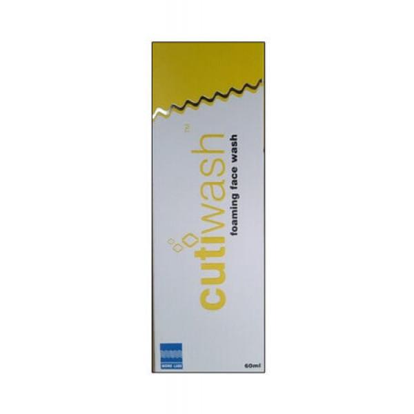 Cutiwash Foaming Face Wash, 60ml