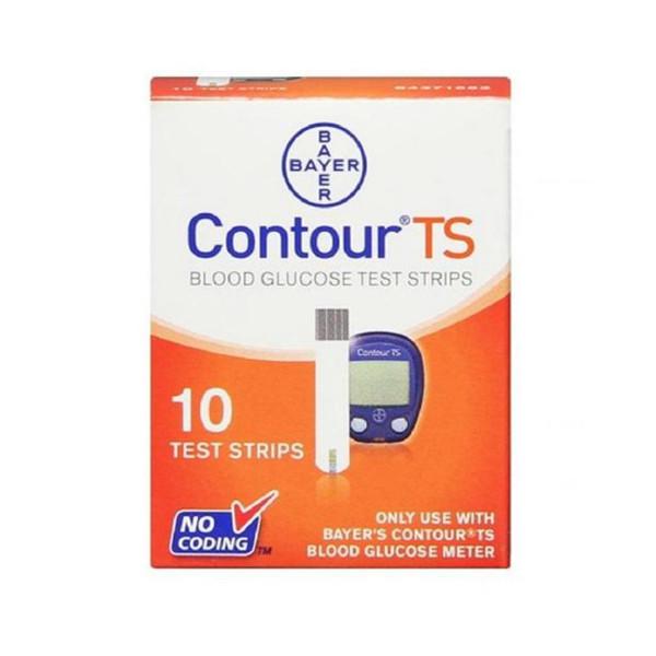 Contour TS, 10 Test Strips