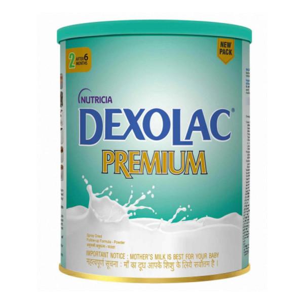 Dexolac - 2 Premium Follow-Up Formula Tin, 400gm