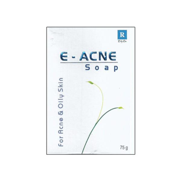 E-Acne Soap, 75gm