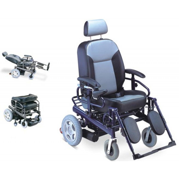 Fast Cure Power Wheel chair (FS 122 LGC)