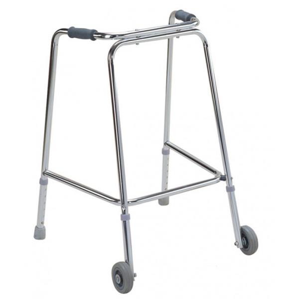 Fast Cure Walker with Wheels (FC 912 L)