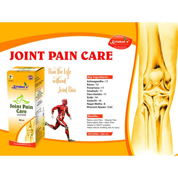 Krishna's Joint Pain Care Juice, 500ml