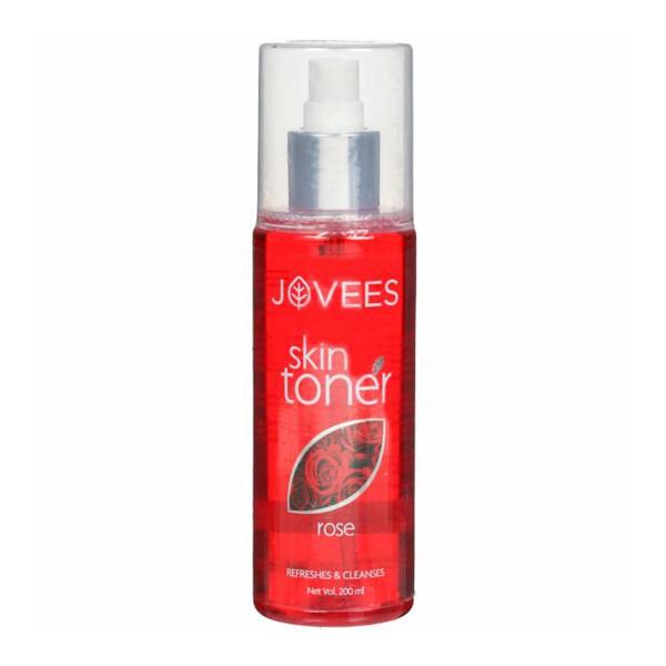 Jovees Rose Skin Toner / Astringent, 100ml