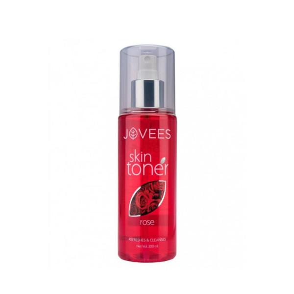 Jovees Rose Skin Toner / Astringent, 200ml