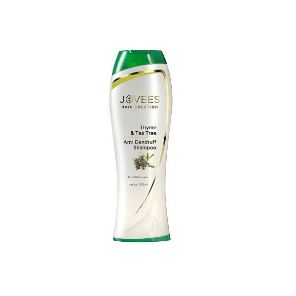 Jovees Thyme & Tea Tree Anti Dandruff Shampoo, 250ml