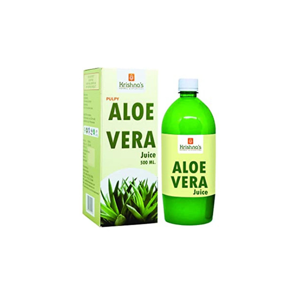 Krishna's Aloe Vera Juice (Complete All Round Tonic), 500ml