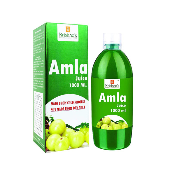 Krishna's Amla Juice, 1000ml
