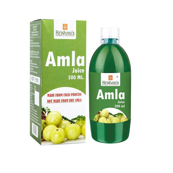 Krishna's Amla Juice, 500ml