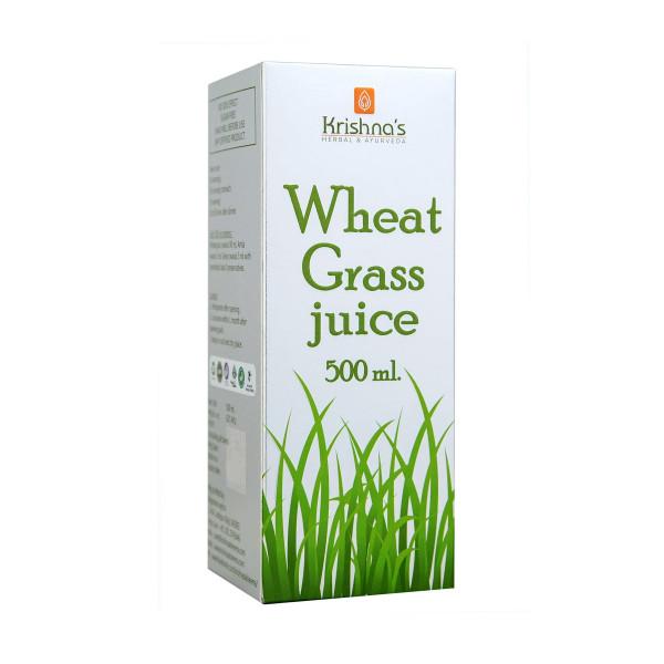 Krishna's Wheat Grass Juice, 1000ml