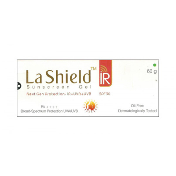 La Shield IR Sunscreen Gel SPF30 PA++++, 60gm