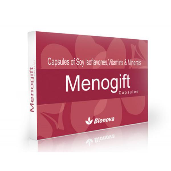 Bionova Menogift, 10x10 Capsules