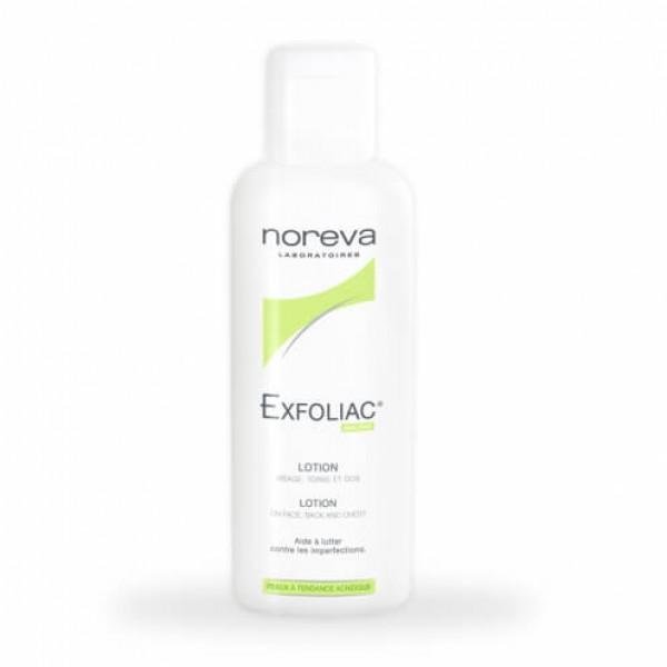 noreva Exfoliac Lotion, 125ml