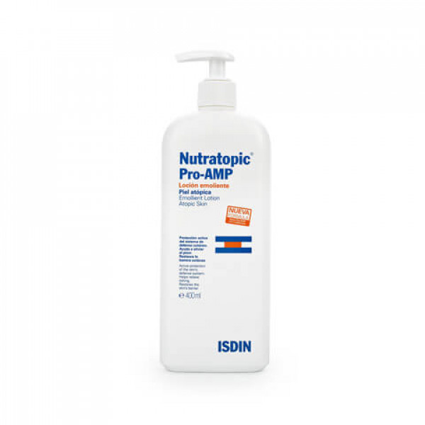 Nutratopic Pro Amp Lotion, 400ml