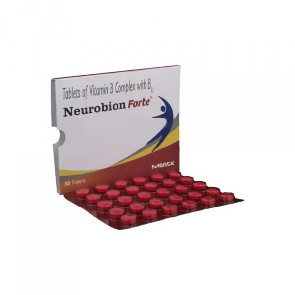 Neurobion Forte, 30 Tablets