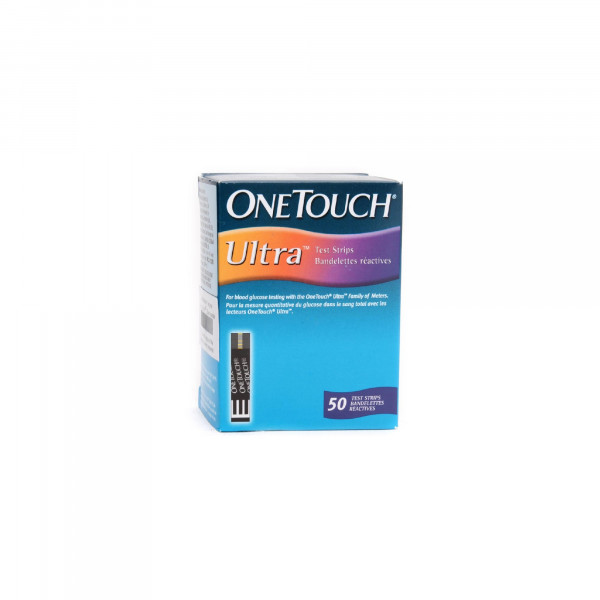 OneTouch Ultra Test Strips, 50's