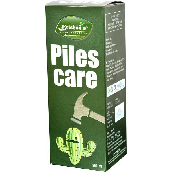 Krishna's Piles Care Juice, 500ml