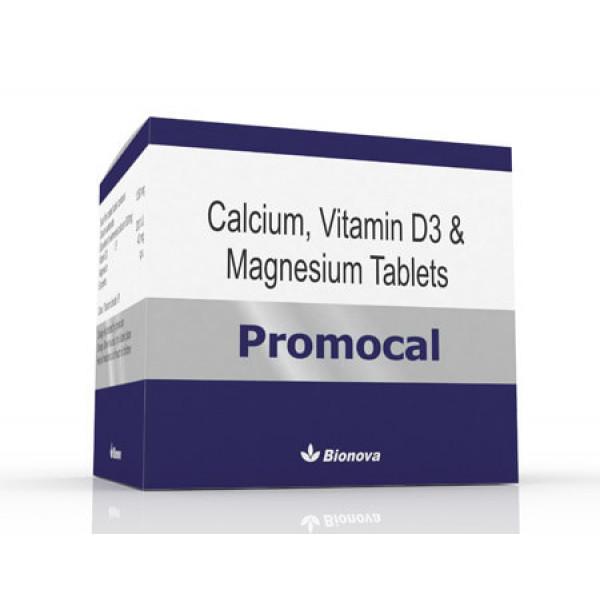 Bionova Promocal, 10x15 Tablets