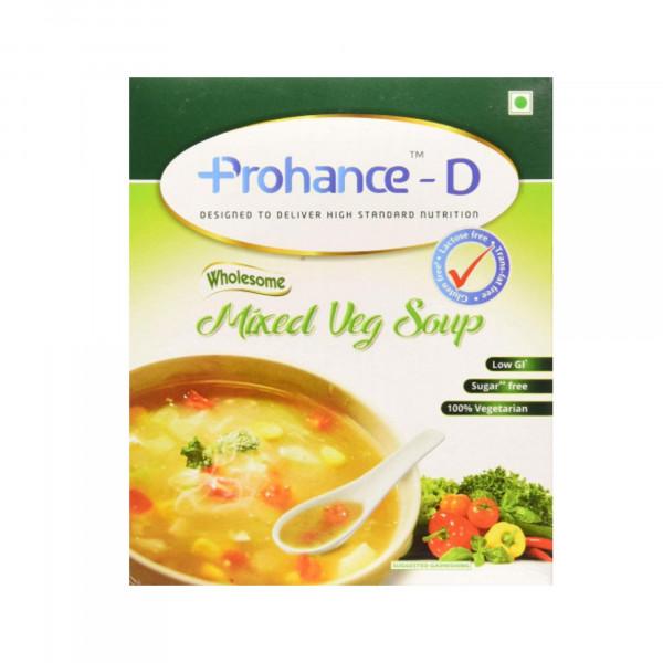 Prohance D Wholesome Mixed Veg Soup, 200gm