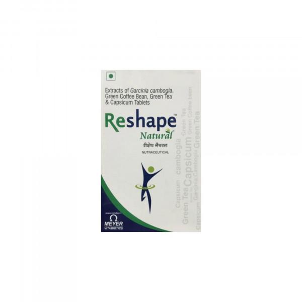 Reshape Natural, 10 Tablets