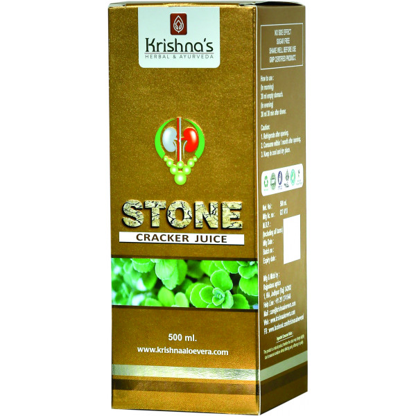 Krishna's Stone Cracker Juice, 500ml