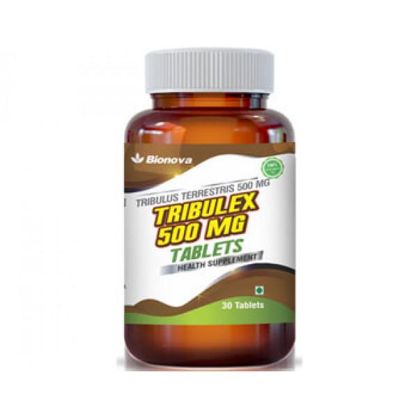 Bionova Tribulex 500mg, 30 Tablets