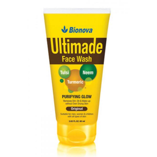 Bionova Ultimade Face Wash, 60ml