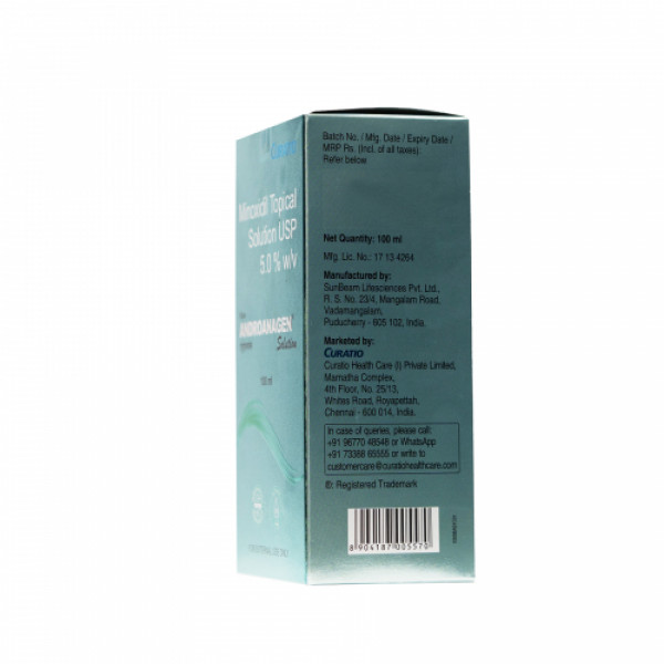 Androanagen Solution, 100ml