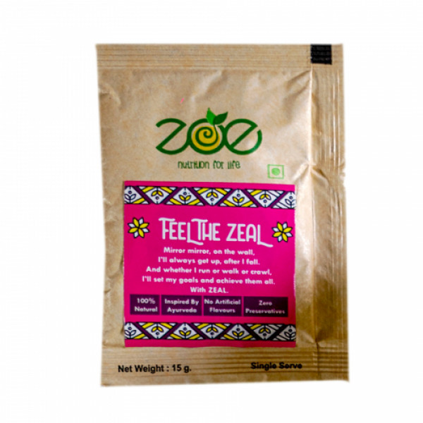 Zoe Natural Calcium Rich Tomato Soup, 30 Sachets