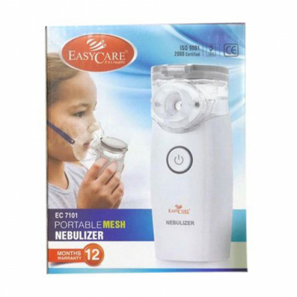 Easy Care EC-7101 Portable Mesh Nebulizer