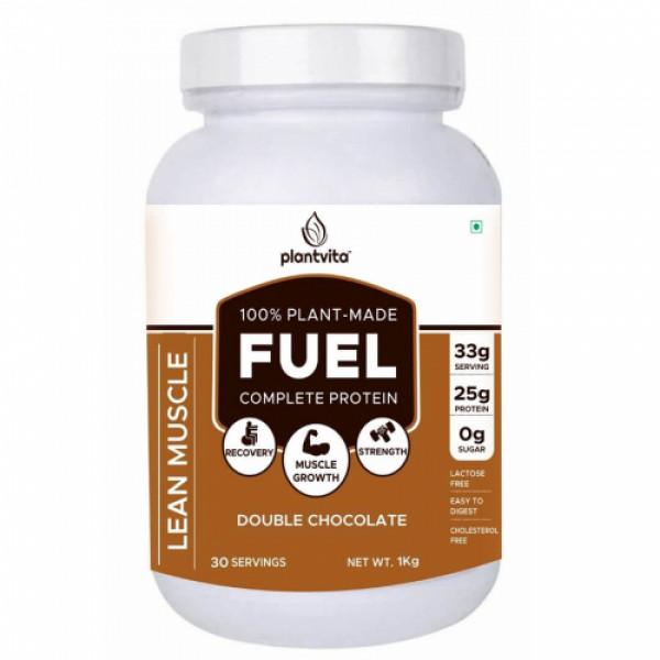 PlantVita Fuel Essential Protein Chocolate, 1kg