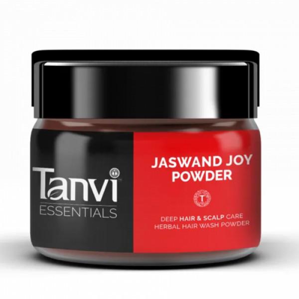 Tanvi Herbals Jaswand Joy Powder, 40gm (Pack of 2)