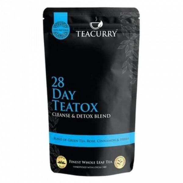 Teacurry 28 Dys Teatox Tea, 200gm