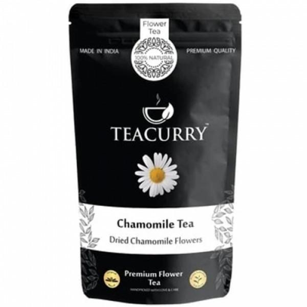 Teacurry Chamomile Pure Tea, 30 Tea Bags