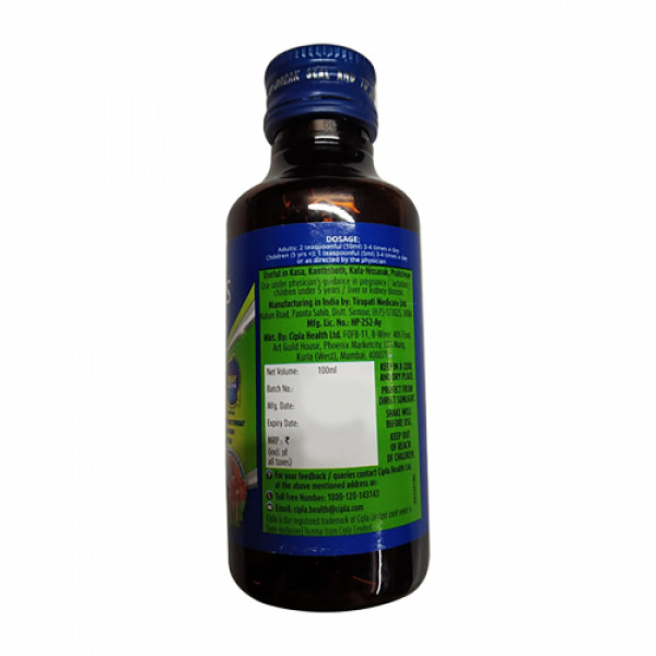 Cofsils Naturals Cough Syrup, 100ml