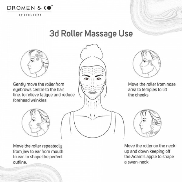 Dromen & Co 3D Roller