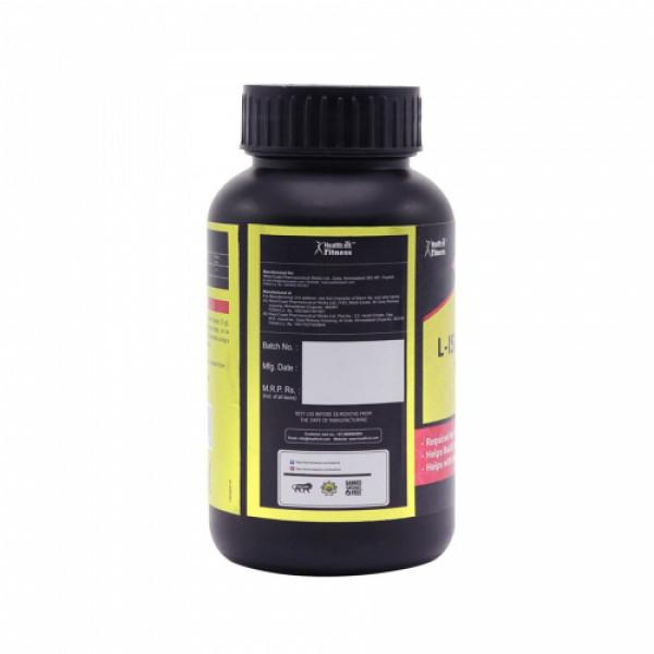 Healthvit Fitness L-Isoleucine Powder, 100gm