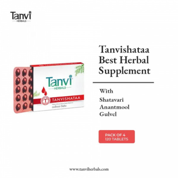 Tanvi Herbals Tanvishataa, Pack Of 4