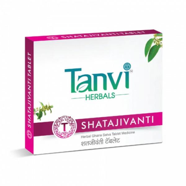Tanvi Herbals Shatajivanti, 30 Tablets