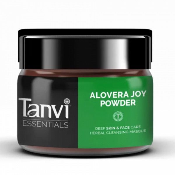Tanvi Herbals Alovera Joy Powder, 40gm (Pack of 2)