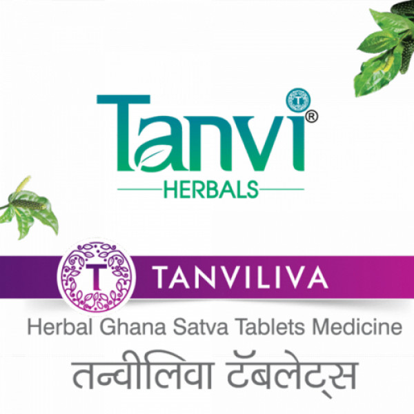 Tanvi Herbals Tanviliva, 30 Tablets (Pack Of 3)