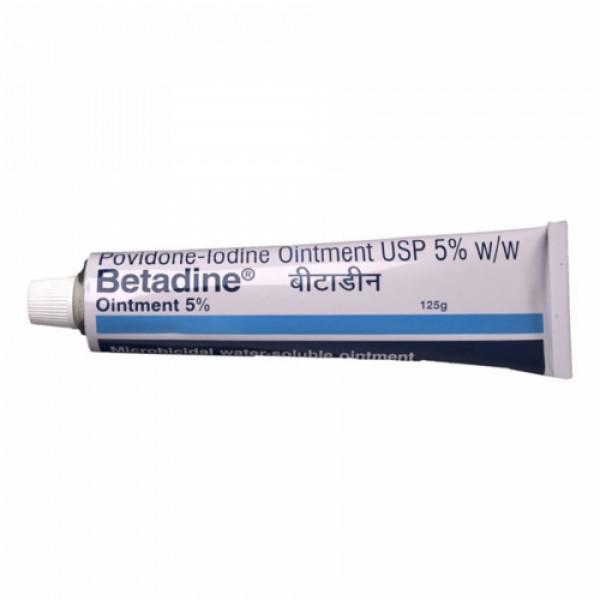 Betadine Ointment, 125gm