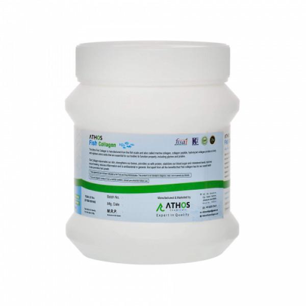 Athos Fish Collagen, 250gm
