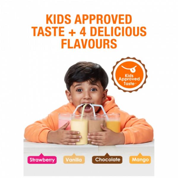 Groviva Child Nutrition Supplement Vanilla, 200gm